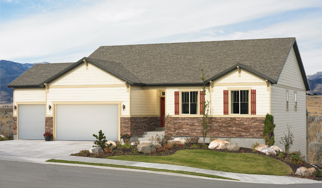 Richmond American New Homes Builder Utah on