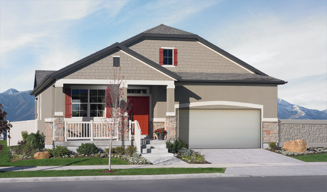 Richmond American New Homes Builder Utah