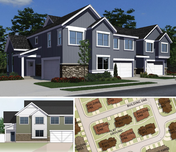 Pepperwood Apartments: New Home Developments
